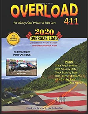 Overload 4-1-1 2020: For Heavy-haul Drivers & Pilot Cars