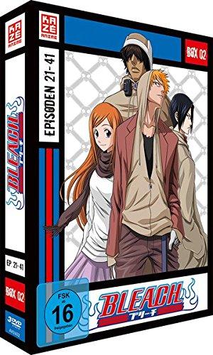 Bleach TV Serie - Box 2 - [DVD]
