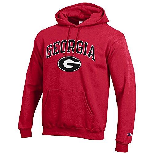 georgia bulldog hooded sweatshirt - 4