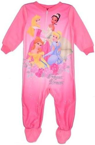 Obtén lo ultimo Princesa de Disney Disney Disney Manta Sleeper (Talla 24M) - Pijama para ni_os  hasta 42% de descuento