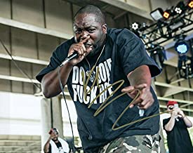 Run The Jewels Killer Mike Signed Autographed Photo UACC RD RACC TS
