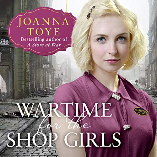 Wartime for the Shop Girls cover art