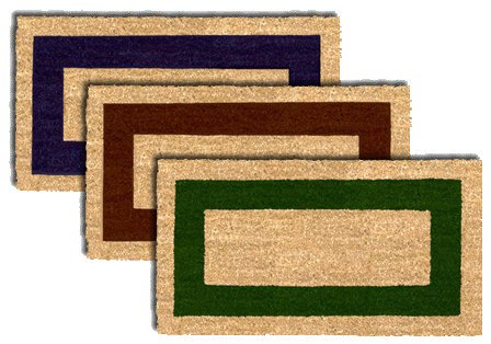 Textiles Sar - Felpudo coco 80x140