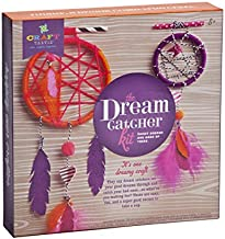 Craft-tastic – Dream Catcher Kit – Craft Kit Makes 2 Dream Catchers