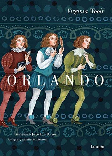 Orlando (edición ilustrada) (Lumen Gráfica)