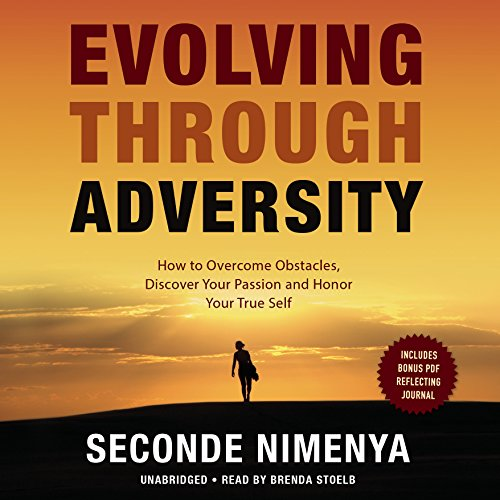 Evolving Through Adversity audiobook cover art