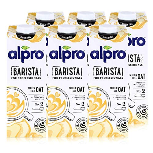 Alpro Barista for Professionals Hafer Drink 6x1l