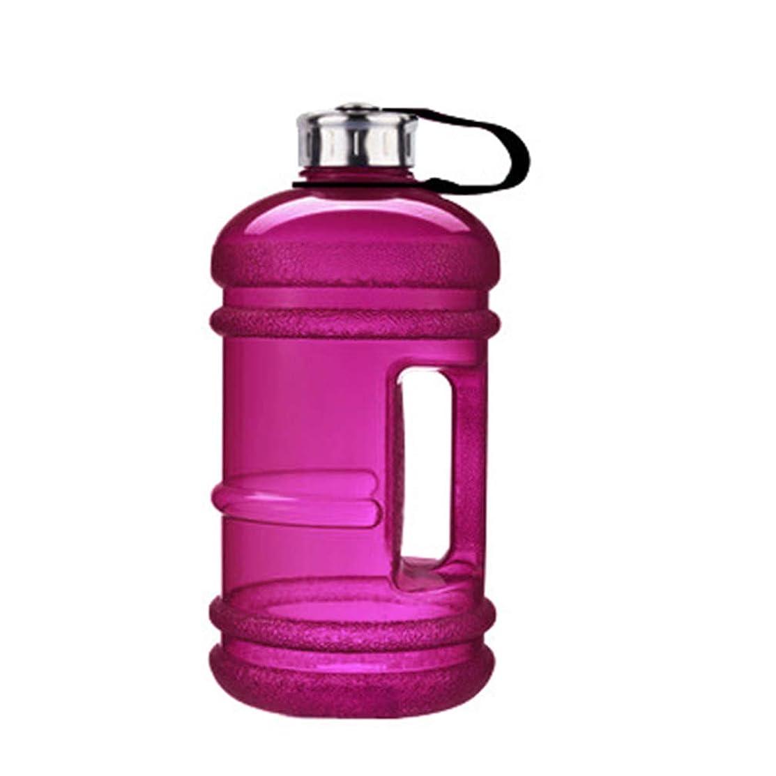 シェル聞きます感じるCozyswan ウォーターボトル 2.2L 大容量 水分補給 スポーツ 軽量 ジャグ 漏れ防止 広口 ドリンク対応 キャンプ ハイキング 運動会 ジム エクササイズ アウトドア