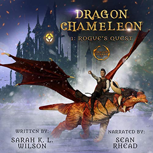 Dragon Chameleon: Rogue's Quest Titelbild