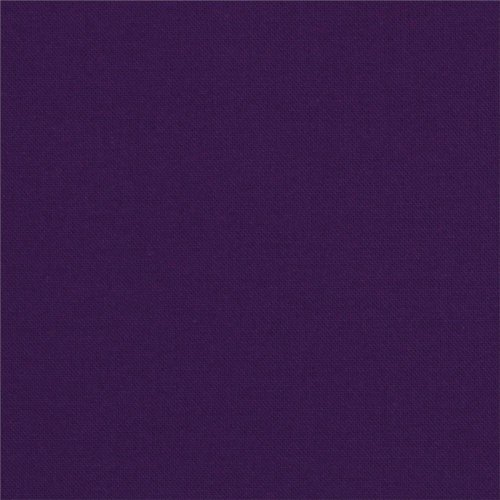 Robert Kaufman Kona Cotton Purple Fabric By The Yard