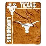 The Northwest Company Texas Longhorns 'School Spirit' Raschel Throw Blanket, 50' x 60' , Orange