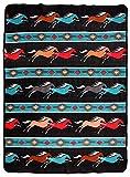 El Paso Designs - Native American Southwest Warm Smooth Cozy Lodge Blanket
