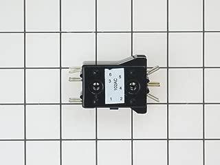 GE WE4X344 Series Start Switch