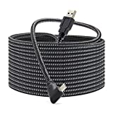 KRX Link Cable Compatible for Oculus Quest 2, Fast Charing & PC Data Transfer USB C 3.2 Gen1 Cable for VR Headset and Gaming PC