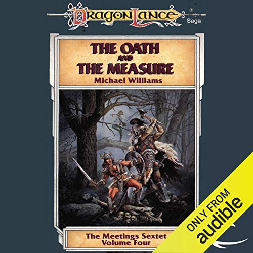 The Oath and the Measure  By  cover art