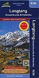 Trekking Map NL 504 Langtang – Gosaikunda – Helambu 1:125.000