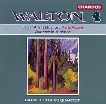 Walton: String Quartets