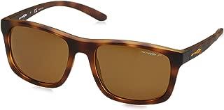 Arnette Men's AN4233 Complementary Square Sunglasses