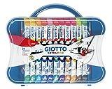 Giotto 3051 00 Temperafarbe, 22/mehrfarbig, 32 x 25.7 x 3.2 cm