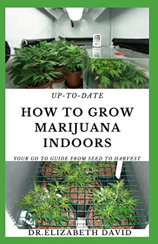 UP-TO-DATE HOW TO GROW MARIJUANA INDOORS: Simple and Easy Guide On Everything Thing You Need To KNow To Successfully Grow Marijuana Indoor From Seed To Harvest