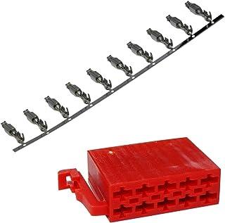AERZETIX: 10 poliger ISO Steckersatz mit 10 Pins C41221