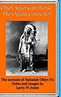 Chief American Horse - The Oglala Councilor