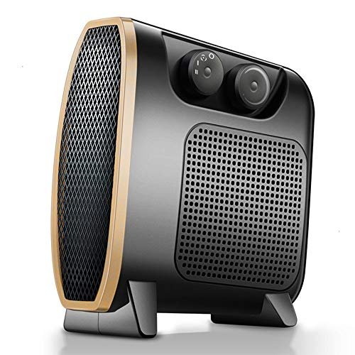 Joe Boxer Portable Office Heizlüfter, Mini 1500W Elektro-Infrarotheizung Elektro-Haus Heizung Klima Warmer Silent-Konvektoren Handy-Heater