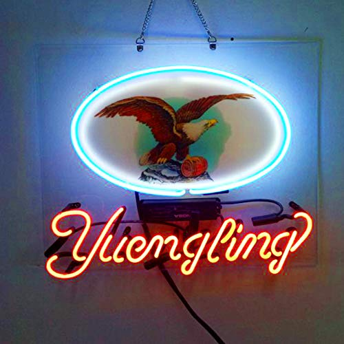 neon beer signs yuengling - 1