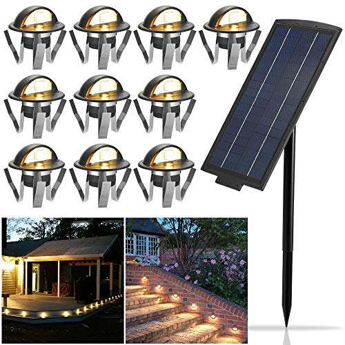 See the TOP 10 Best<br>Solar Deck Light Kit