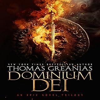 Dominium Dei audiobook cover art