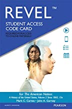 Revel for The American Nation: A History of the United States, Volume 2 -- Access Card (15th Edition)