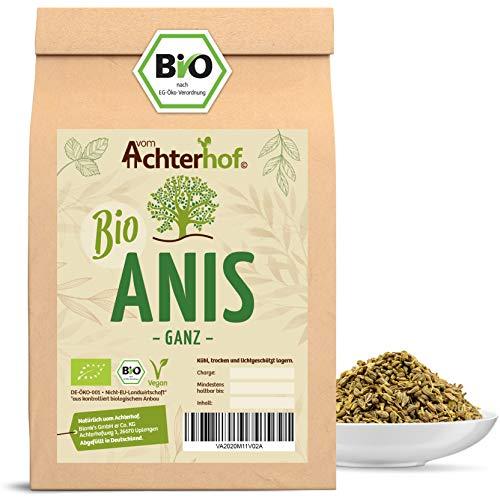Anissamen BIO ganz (500g) Anis ganz als Tee oder Gewürz - Anissaat vom Achterhof