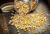Popping Corn 2kg - Popcorn Kernels for Popcorn Machine Maker or Oil Pan