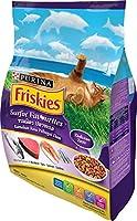 طعام القطط ايسكيس سورفين من بورينا فريسكيز، الطعام المفضل للقطط، 8 كغم، عبوة من قطعة واحدة، 12373678