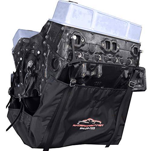 Racerdirect.net Universal Sportsman Racing Engine Diaper Blanket 6 Strap Big Block Small Block NHRA, IHRA, ADRL