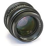 SLR Magic CINE II 50mm f/1.1 Lens for Sony E Mount