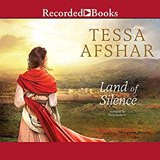 Land of Silence audiobook cover art