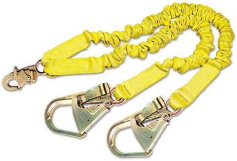 Special Popular brand Campaign DBI-SALA 1244412 ShockWave2 Shock-Absorbing Lanyard Hooks Steel