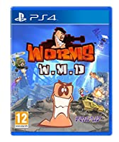 Worms WMD (PS4) (輸入版)