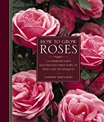 Book:  How to Grow Roses  Large Pink Roses