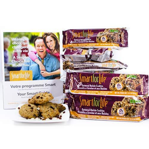 Lavi Enterprises Cookie Diet, Oatmeal Raisin, 198 Grams, (Pack of 14)