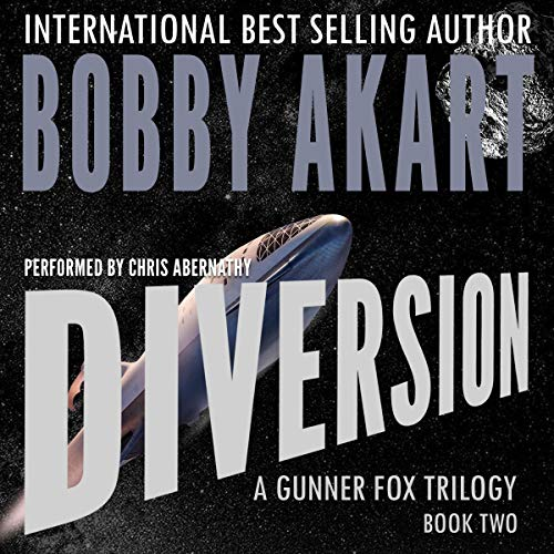 Asteroid: Diversion audiobook cover art