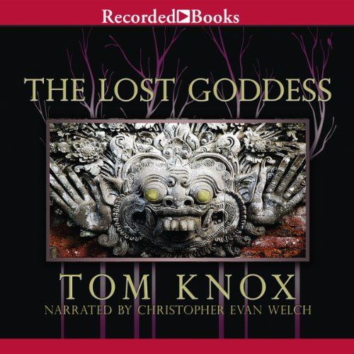 Lost Goddess cover art