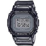 Casio Baby-G BGD560 Digital Resin Smoke Black Skeleton Watch BGD560S-8
