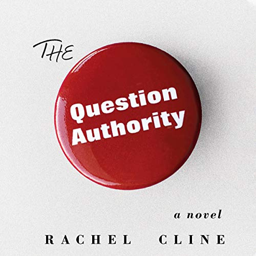 The Question Authority audiobook cover art