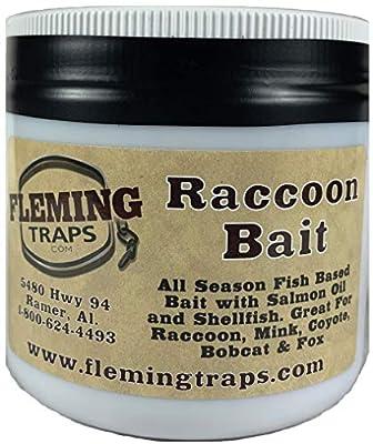 Fleming Traps Raccoon Bait - 16 oz.