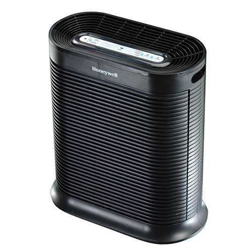Save %17 Now! Honeywell HPA300 True HEPA Air Purifier, Extra-Large Room, Black
