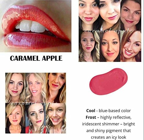 LipSense Bundle - 1 Color & 1 Glossy Gloss - Caramel Apple