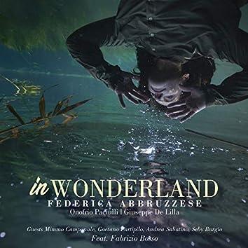 InWONDERLAND (feat. Onofrio Paciulli, Giuseppe De Lilla, Mimmo Campanale, Gaetano Partipilo, Andrea Sabatino, Seby Burgio, Fabrizio Bosso)