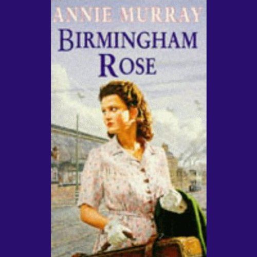 Birmingham Rose audiobook cover art